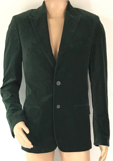 Preload https://item3.tradesy.com/images/juicy-couture-green-velvet-tuxedo-23339817-0-2.jpg?width=440&height=440