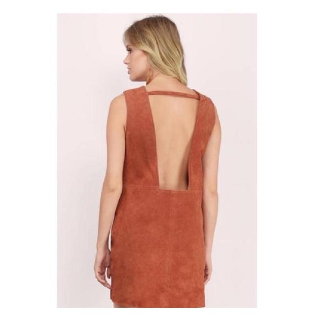 Tobi short dress orange on Tradesy Image 6