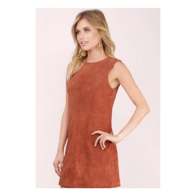 Tobi short dress orange on Tradesy Image 7