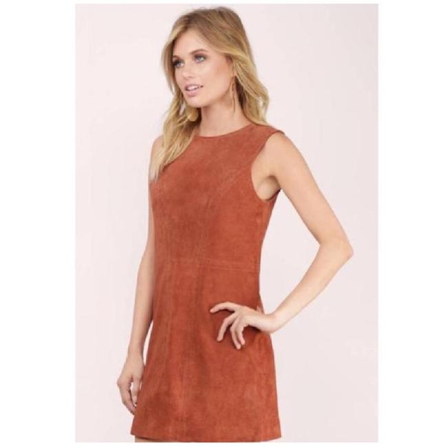 Tobi short dress orange on Tradesy Image 8