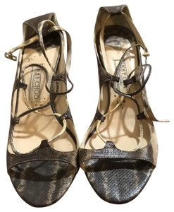 Jimmy Choo rattlesnake Sandals