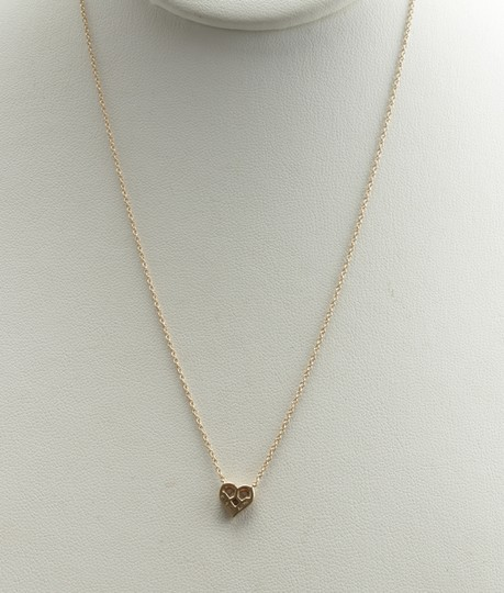 Tiffany & Co. Tiffany & Co. 18K Diamond Heart Pendant (147636)