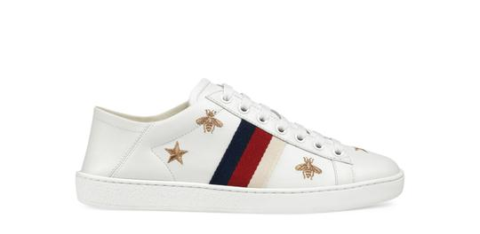 Preload https://img-static.tradesy.com/item/23339893/gucci-white-new-ace-leather-bee-sneakers-41-sneakers-size-us-11-regular-m-b-0-0-540-540.jpg