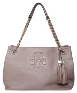 Tory Burch Tote Tb Penny Lane Leather Shoulder Bag
