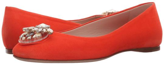 Furla Jevel Embroidered Ballerina Flats Image 0