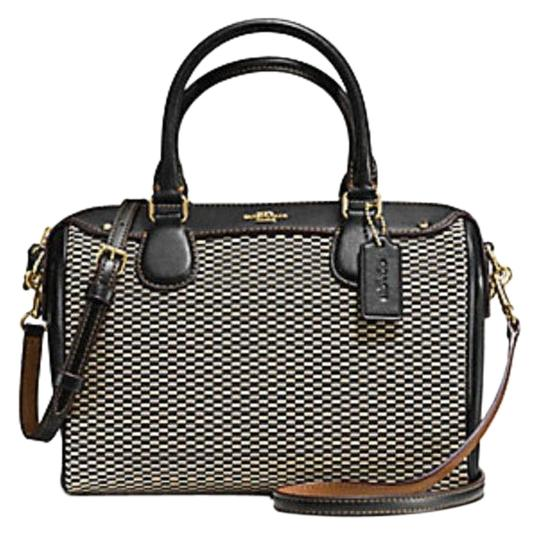 Preload https://item2.tradesy.com/images/coach-bennett-mini-in-exploded-reps-print-jacquard-57242-black-coated-canvas-satchel-23339971-0-1.jpg?width=440&height=440