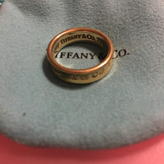 Tiffany & Co. Tiffany&Co 18k (750) yellow gold ring limited edition