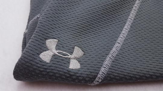 Under Armour Gray Small Pants Mens Athletic Drawstring Size S 12218 Shirt
