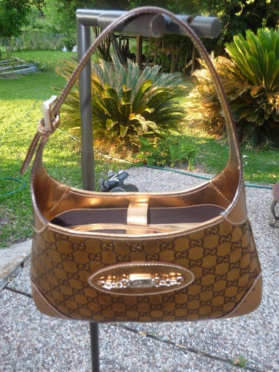 Gucci Satchel in brown Image 8