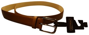 Coach Coach Heritage Smooth Leather Dress Belt 34
