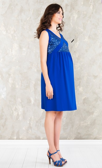 Preload https://item3.tradesy.com/images/maternity-cocktail-dress-size-4-s-27-23340122-0-0.jpg?width=400&height=650