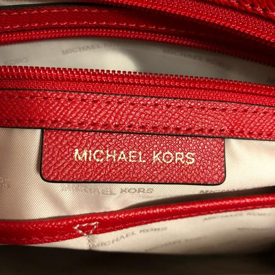 MICHAEL Michael Kors Tote in Bright Red