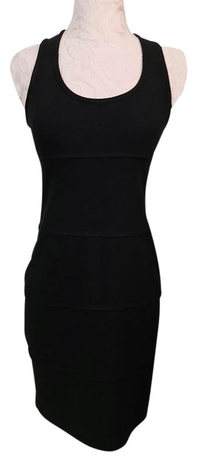 Preload https://item4.tradesy.com/images/diane-von-furstenberg-black-racerback-fitted-pencil-bodycon-mid-length-short-casual-dress-size-0-xs-23340203-0-1.jpg?width=400&height=650