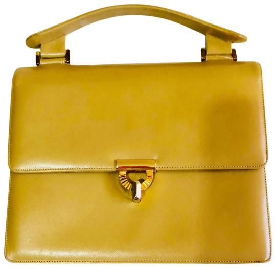 Bienen-Davis Satchel in cream
