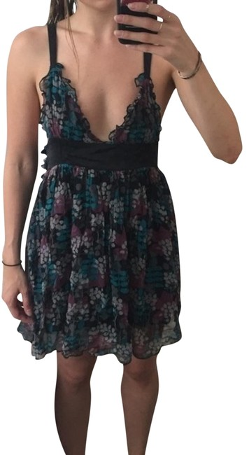 Preload https://item4.tradesy.com/images/anthropologie-multicolored-flowy-mini-halter-short-night-out-dress-size-6-s-23340303-0-2.jpg?width=400&height=650