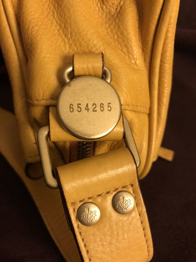 Mulberry Vintage Leather Shoulder Bag