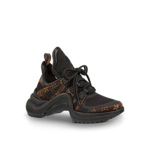 Louis Vuitton Trainer Sneaker Archlight Runway Classic black Athletic