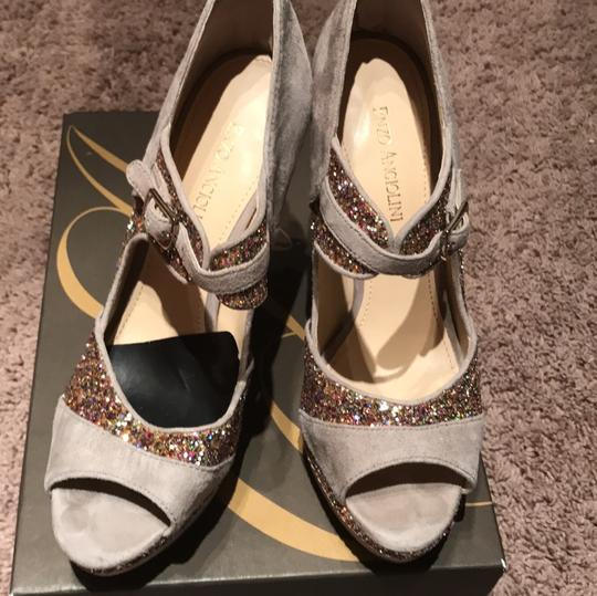 Enzo Angiolini gray Formal Image 1