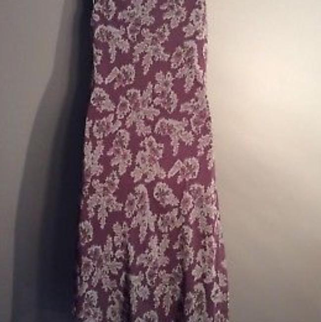 Unknown short dress purple on Tradesy