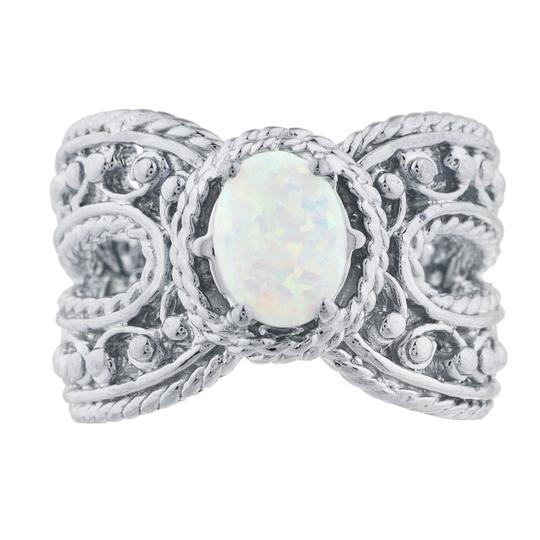 Preload https://item2.tradesy.com/images/opal-oval-cocktail-design-925-sterling-silver-ring-23340401-0-0.jpg?width=440&height=440