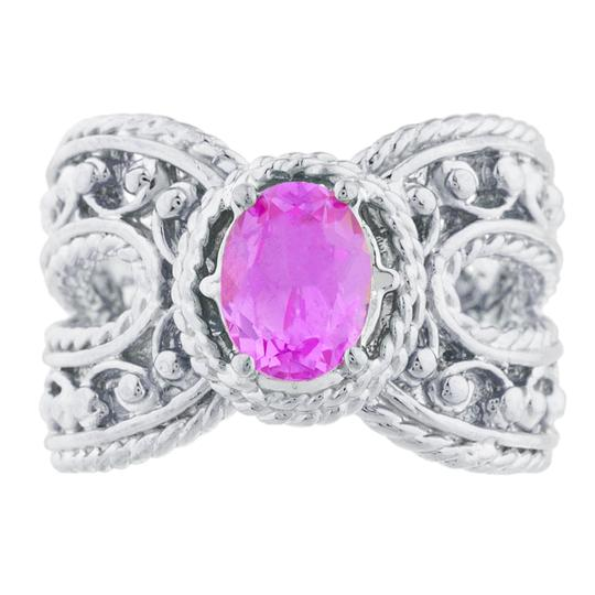 Preload https://item2.tradesy.com/images/15-ct-pink-sapphire-oval-cocktail-design-925-sterling-silver-ring-23340426-0-0.jpg?width=440&height=440