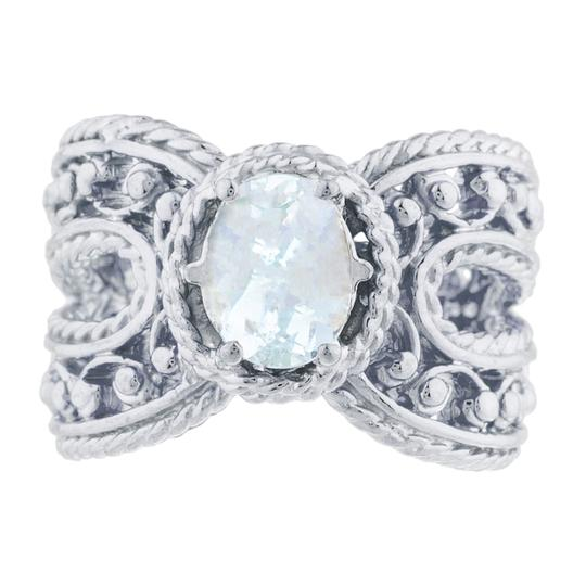 Preload https://item5.tradesy.com/images/15-ct-genuine-aquamarine-oval-cocktail-925-sterling-silver-ring-23340429-0-0.jpg?width=440&height=440
