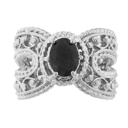 Preload https://item2.tradesy.com/images/15-ct-genuine-black-onyx-oval-cocktail-925-sterling-silver-ring-23340436-0-0.jpg?width=440&height=440