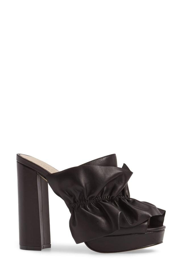 56b11a14378 Shellys London Black Delphine Platform Mules/Slides Size EU 40 (Approx. US  10) Regular (M, B) 33% off retail