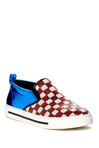 Marc by Marc Jacobs RED-WHITE Platforms