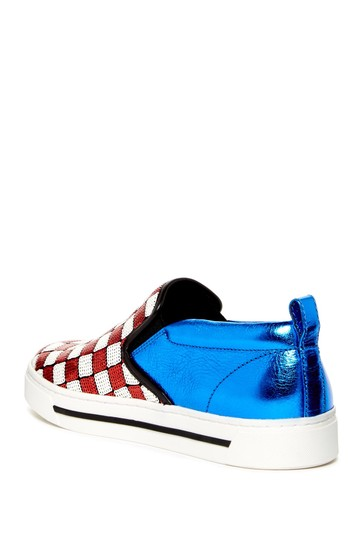 Marc by Marc Jacobs RED-WHITE Platforms Image 1