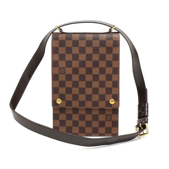 Preload https://item3.tradesy.com/images/louis-vuitton-portobello-ebene-damier-brown-canvas-cross-body-bag-23340552-0-1.jpg?width=440&height=440