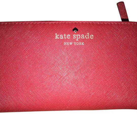 Preload https://item5.tradesy.com/images/kate-spade-red-wallet-23340554-0-2.jpg?width=440&height=440