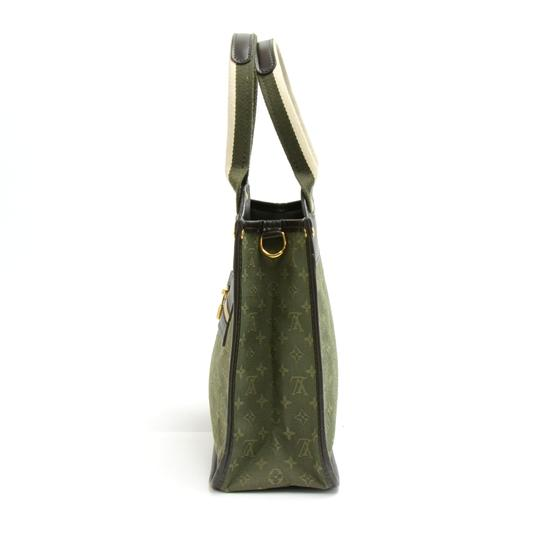 Louis Vuitton Tote in Green Image 2