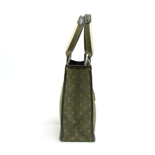 Louis Vuitton Tote in Green Image 3