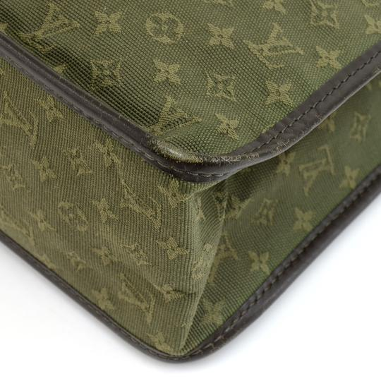 Louis Vuitton Tote in Green Image 6