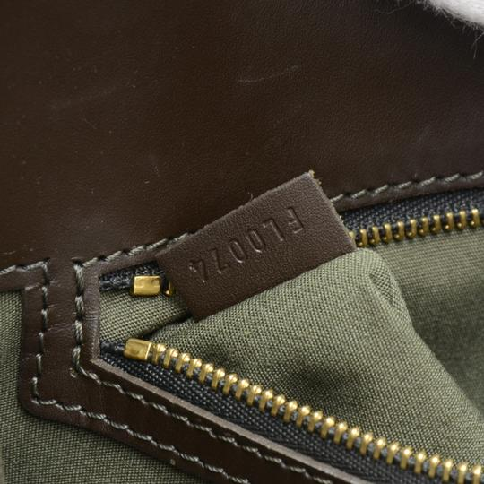 Louis Vuitton Tote in Green Image 7