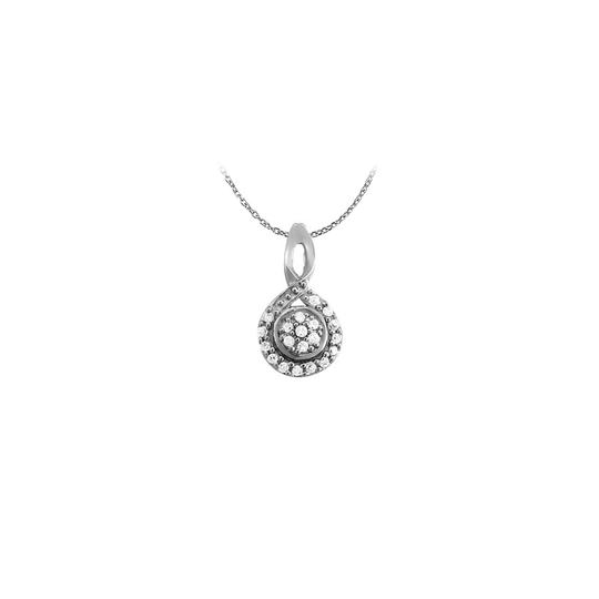 Preload https://item2.tradesy.com/images/white-cubic-zirconia-circle-and-loop-fashion-pendant-in-14k-gold-010-necklace-23340601-0-0.jpg?width=440&height=440