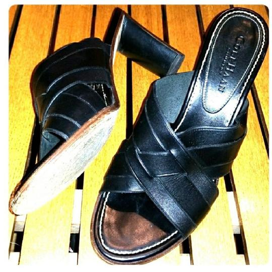 Preload https://img-static.tradesy.com/item/23340667/cole-haan-black-country-woven-leather-sandals-mulesslides-size-us-8-regular-m-b-0-0-540-540.jpg