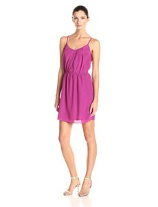 BCBGeneration short dress Pink on Tradesy