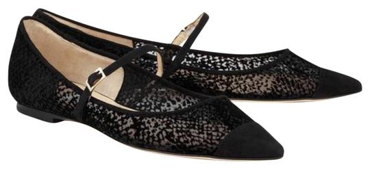 Preload https://item5.tradesy.com/images/jimmy-choo-black-blanch-suede-lace-laser-cut-flats-size-eu-39-approx-us-9-regular-m-b-23340729-0-1.jpg?width=440&height=440
