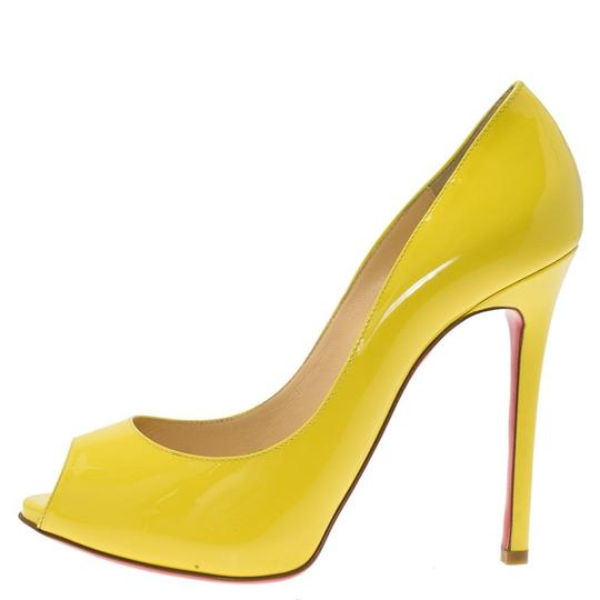 Preload https://img-static.tradesy.com/item/23340740/christian-louboutin-yellow-patent-flo-pumps-size-eu-375-approx-us-75-regular-m-b-0-0-540-540.jpg