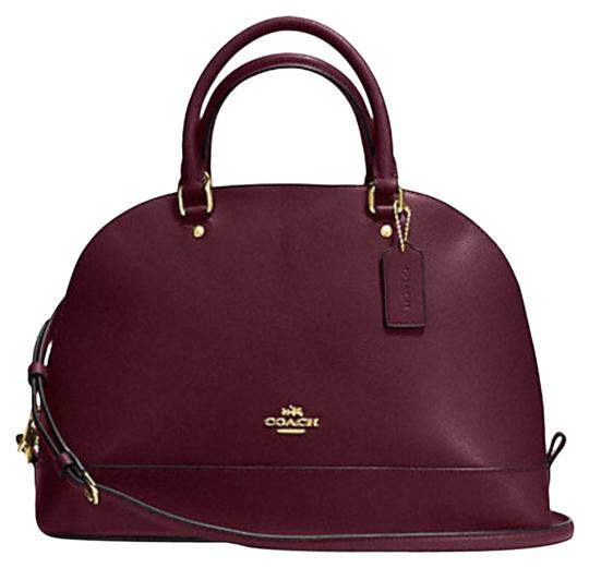 Preload https://item4.tradesy.com/images/coach-sierra-large-f37218-code-ends-929-red-leather-satchel-23340753-0-1.jpg?width=440&height=440