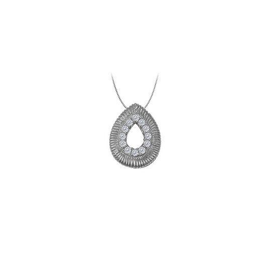 Preload https://item5.tradesy.com/images/white-cubic-zirconia-tear-drop-pendant-in-14k-gold-010-ct-tgwperfect-necklace-23340754-0-0.jpg?width=440&height=440