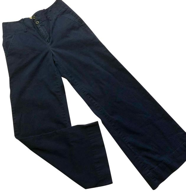 Preload https://item4.tradesy.com/images/vince-navy-flared-pants-size-2-xs-26-23340763-0-1.jpg?width=400&height=650