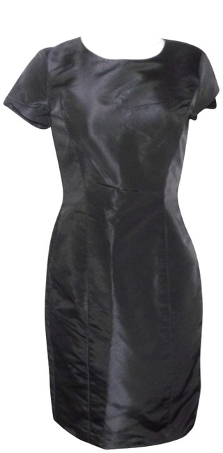 Preload https://item1.tradesy.com/images/brooks-brothers-black-mid-length-workoffice-dress-size-petite-2-xs-23340815-0-1.jpg?width=400&height=650