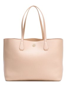 Tory Burch Leather Summer Sale Tote in Light Oak New Tags NWT