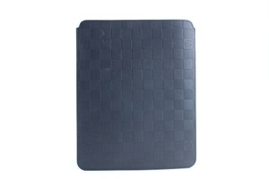 Louis Vuitton Ipad Macbook Tablet Smartphone Case Black Damier Clutch
