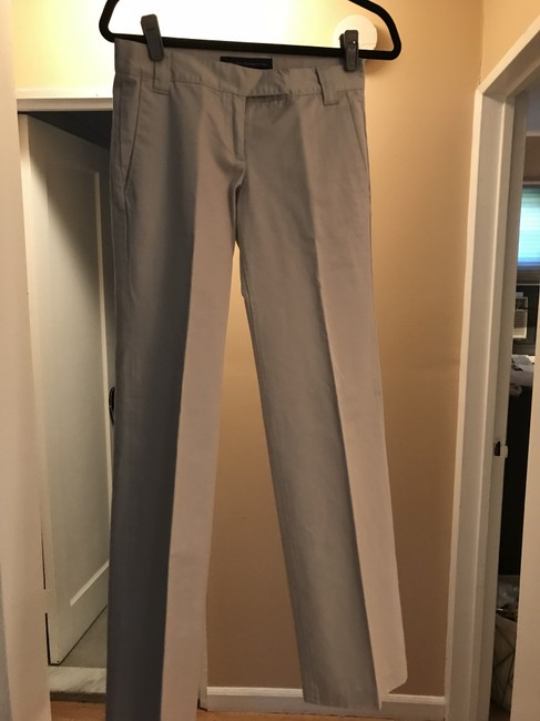 French Connection Khaki/Chino Pants Cream Image 10