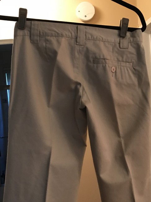 French Connection Khaki/Chino Pants Cream Image 8