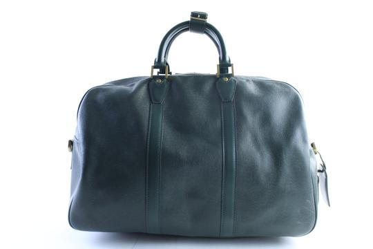 Louis Vuitton Keepall Caryall 2way Cruiser Bandouliere Satchel in Epicea Green